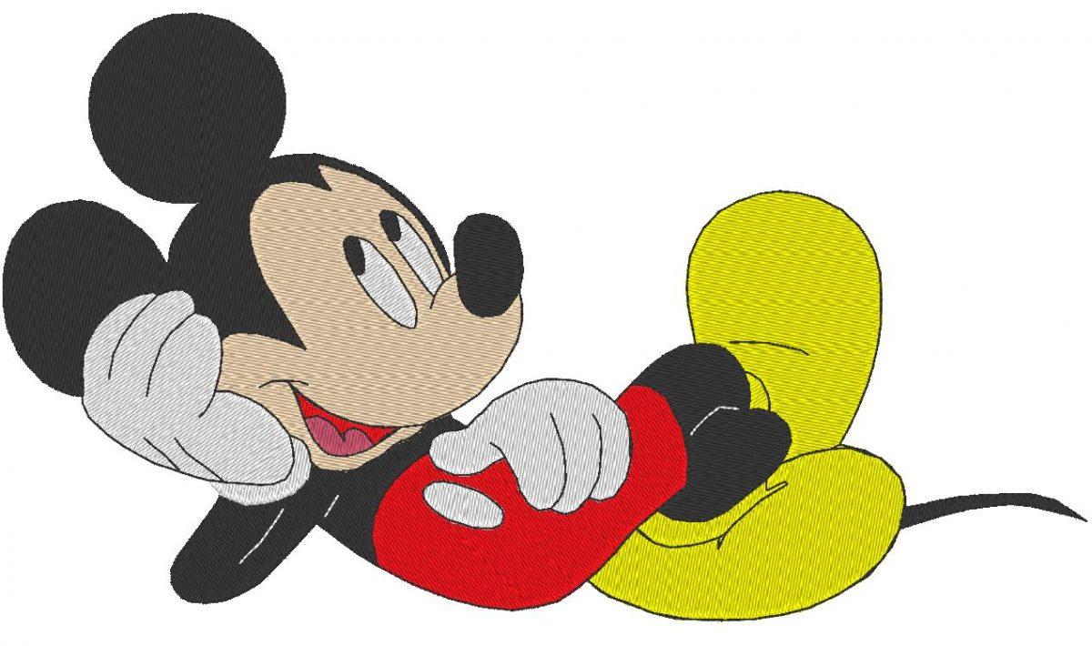cool la souris motifs de broderie machine