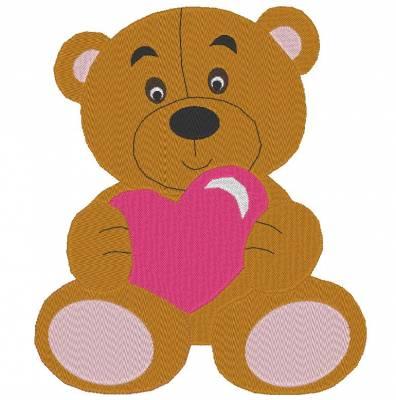 motif de broderie machine nounours Teddy