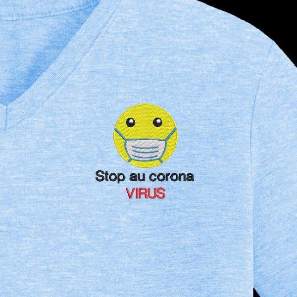 stop au corona virus