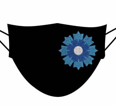 bleuet de France 5 cm gratuit. motif de broderie machine bleuet de France 5cm gratuit. Dimensions : 5 cm . cadre:10 x 10 .