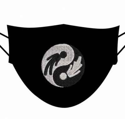 motif de broderie machine yin et yang femme et homme 5 et 10 cm. cadre:10 x 10 . Formats des fichiers dans votre téléchargement PES,CSD,EXP,HUS,SHV,VIP,XXX,DST,PCS,VP3,EMB,JEF…