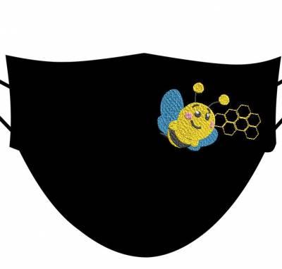 Motif de broderie machine jolie petite abeille. cadre: 15 x 3 / 10 x 10 /13 x 18 . Formats des fichiers dans votre téléchargement PES,CSD,EXP,HUS,SHV,VIP,XXX,DST,PCS,VP3,EMB,JEF… Téléchargement immédiat après votre paiement et aussi disponible dans votre compte.