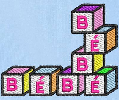 Motif de broderie machine cubes bébés. cadre: 6 X 5 /10 x 10 /13 x 18. Formats des fichiers dans votre téléchargement PES,CSD,EXP,HUS,SHV,VIP,XXX,DST,PCS,VP3,EMB,JEF… Téléchargement immédiat après votre paiement et aussi disponible dans votre compte.