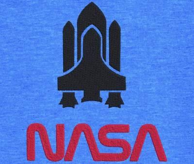 Motif de broderie machine navette spatiale ,fusée NASA. cadre: 10 x 10 / 13 x 18 / 16 x 26 / 20 x 20 /20 x 30. Formats des fichiers dans votre téléchargement PES,CSD,EXP,HUS,SHV,VIP,XXX,DST,PCS,VP3,EMB,JEF… Téléchargement immédiat après votre paiement et aussi disponible dans votre compte.