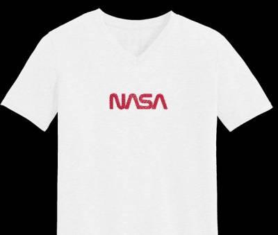 Motif de broderie machine logo NASA. Espace et fusées. cadre: 10 x 10 / 13 x 18 / 16 x 26 / 20 x 20 /20 x 30. Formats des fichiers dans votre téléchargement PES,CSD,EXP,HUS,SHV,VIP,XXX,DST,PCS,VP3,EMB,JEF… Téléchargement immédiat après votre paiement et aussi disponible dans votre compte.