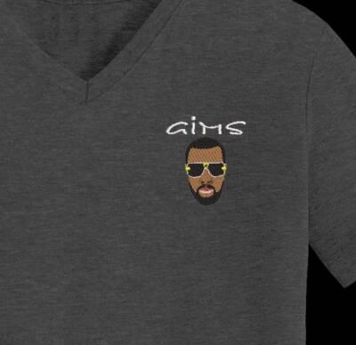 Motif de broderie machine GIMS. Gims , anciennementMaître Gims, de son vrai nomGandhi Djuna, né le6mai1986àKinshasa(Zaïre, aujourd'hui larépublique démocratique du Congo), est unauteur-compositeur-interprèteetrappeurcongolais. Membre du groupeparisienSexion d'assautau début desannées 2000, il sort en 2013 son premier album solo, intituléSubliminal, qui s'écoule à un million d'exemplaires. Deux autres albums suivent:Mon cœur avait raison(2015) etCeinture noire(2018), lequel connaît deux rééditions. En 2020, il sort un album de rap intituléLe Fléau. Il a vendu plus de 5millions de disques, dont 3millions d'albums depuis le début de sa carrière. cadre: 10 x 10 . Formats des fichiers dans votre téléchargement PES,CSD,EXP,HUS,SHV,VIP,XXX,DST,PCS,VP3,EMB,JEF… Téléchargement immédiat après votre paiement et aussi disponible dans votre compte.
