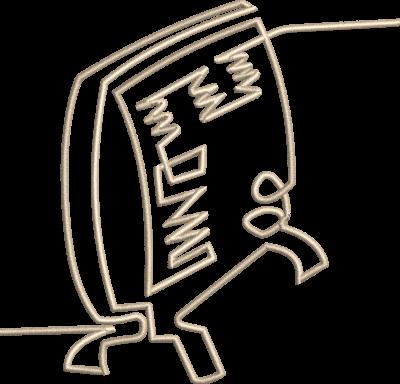 Motif de broderie machine radiateur électrique. Dimensions : 10 x 10 cm . Formats des fichiers dans votre téléchargement PES,CSD,EXP,HUS,SHV,VIP,XXX,DST,PCS,VP3,EMB,JEF… Téléchargement immédiat après votre paiement et aussi disponible dans votre compte.