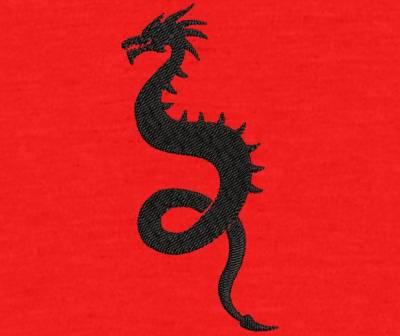 logo dragon 2. Motif de broderie machine dragon chimère monstre volant. Dimension: 10 x 10 cm . Formats des fichiers dans votre téléchargement PES,CSD,EXP,HUS,SHV,VIP,XXX,DST,PCS,VP3,EMB,JEF… Téléchargement immédiat après votre paiement et aussi disponible dans votre compte. Après avoir téléchargé le dossier vous devez le dézipper pour récupérer le fichier compatible avec votre machine. N'hésitez pas à nous demander le format de fichier de broderie compatible avec votre machine si il ne figure pas dans la liste ci dessus. Merci. Motif de broderie mis en ligne le 29 Septembre 2021